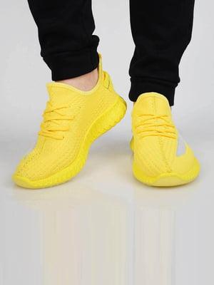 Кросівки жовті | 5742265