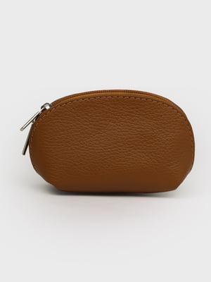 Косметичка коричнева | 5741458