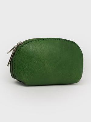 Косметичка зеленая | 5741470