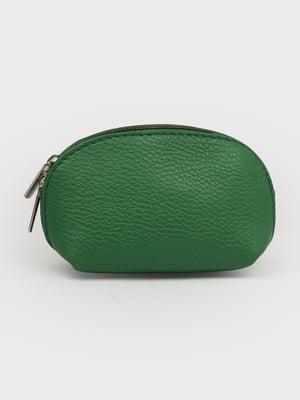 Косметичка зеленая | 5741471