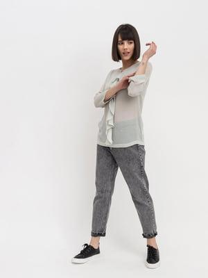 Блуза сіра | 4068328