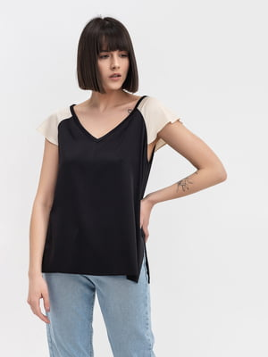 Блуза чорна | 4177906