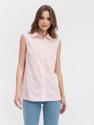 Блуза розовая | 4177911