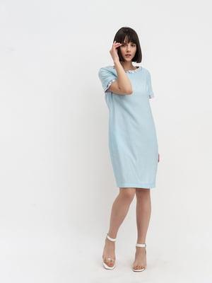 Сукня блакитна | 4302450