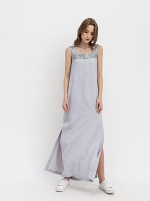 Платье серое   4973686