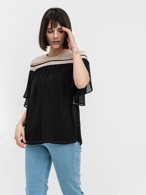 Блуза чорна | 5027066
