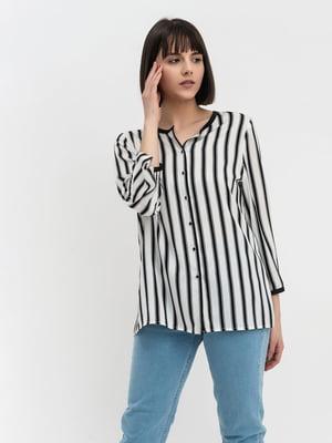 Блуза в смужку | 5115730