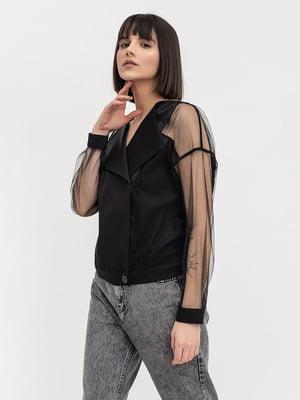 Блуза черная | 5115881