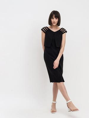 Платье черное | 5115995