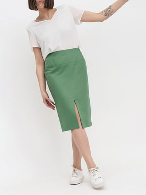 Спідниця зелена | 5116050
