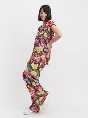 Костюм: блуза и брюки | 5120726