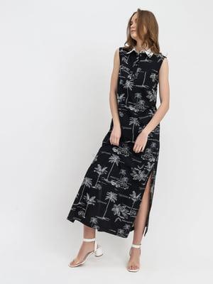 Платье черное | 5139580
