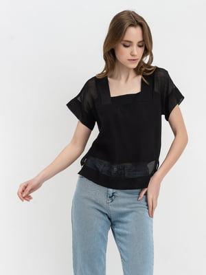 Блуза чорна | 5441277