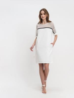 Платье молочного цвета | 5441352