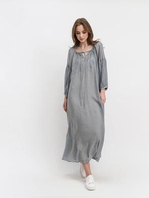 Сукня сіра | 5483703