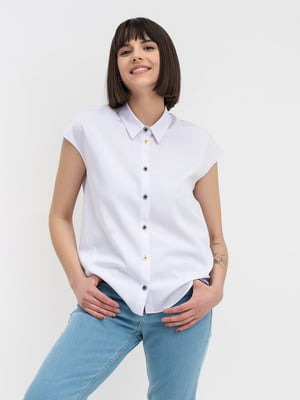 Блуза біла | 5703670