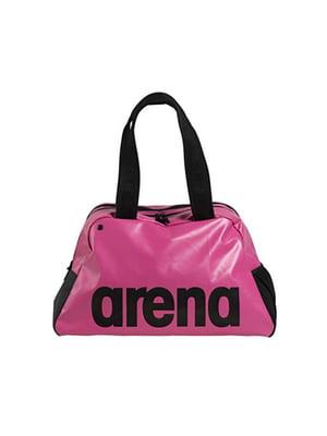 Сумка розового цвета с логотипом | 5738830