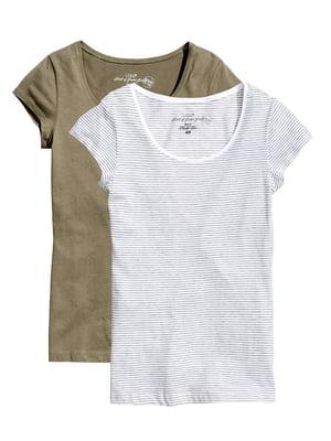Набор футболок (2шт) | 5742644