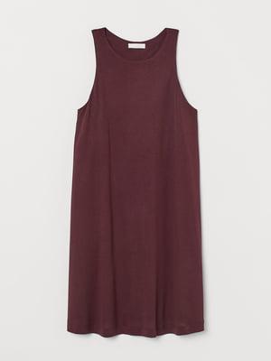 Платье бордовое | 5742660