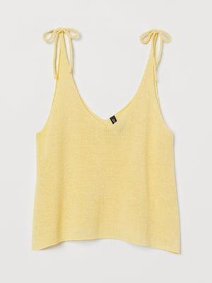 Топ желтый | 5742797