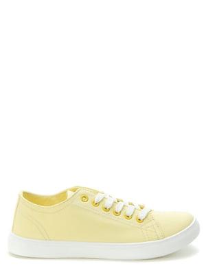 Кеды желтые | 5743289