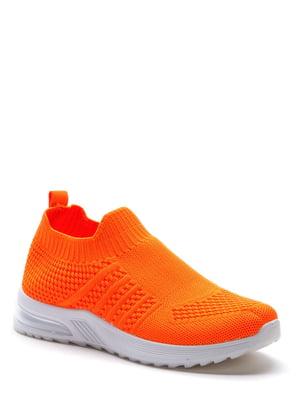 Кросівки помаранчеві | 5743299