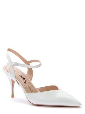 Туфлі білі | 5743354
