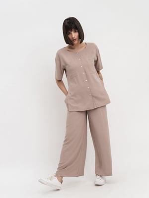 Костюм: блуза і штани | 5743379