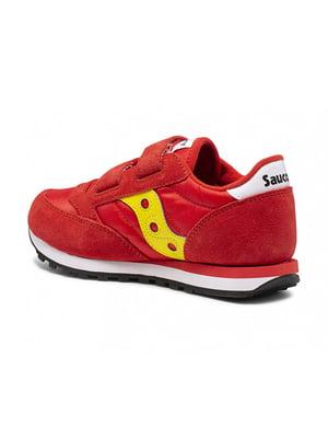 Кросівки червоні JAZZ DOUBLE HL SK264788 | 5738319