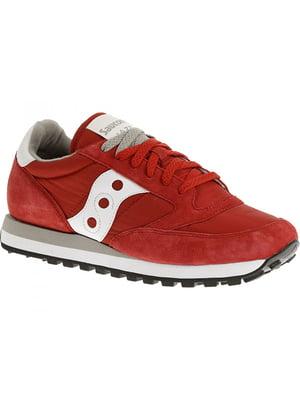 Кросівки червоного кольору JAZZ ORIGINAL 2044-311S   5738430