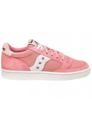 Кеды розового цвета   5738521