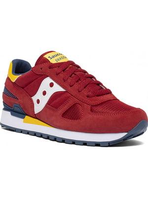 Кросівки червоного кольору SHADOW ORIGINAL 2108-774s   5738606