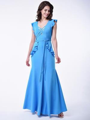 Сукня блакитна | 5743534