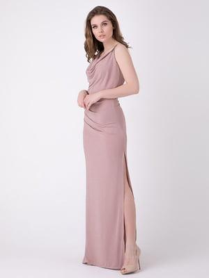 Сукня пудрового кольору | 5743523