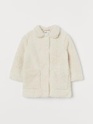 Пальто белое | 5551171