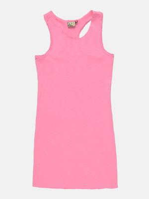 Сарафан рожевого кольору | 5694939