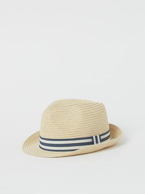 Шляпа бежевого цвета   5724503