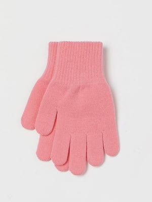 Рукавички рожеві | 5742456