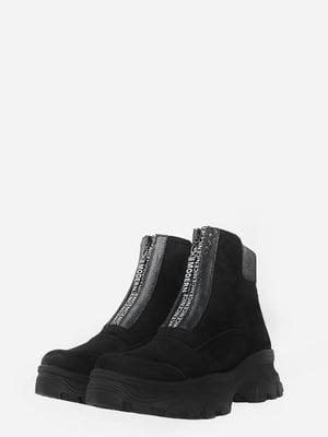 Ботинки черные | 5737793