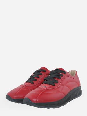 Кросівки червоного кольору | 5737815