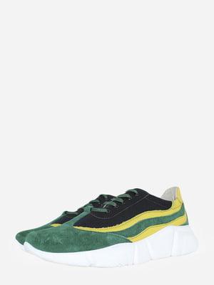 Кросівки триколірні | 5743191