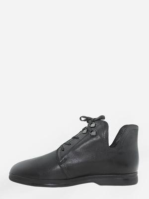 Черевики чорні | 5743218