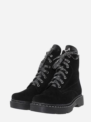 Ботинки черные | 5743597