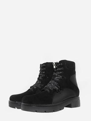 Ботинки черные | 5743604