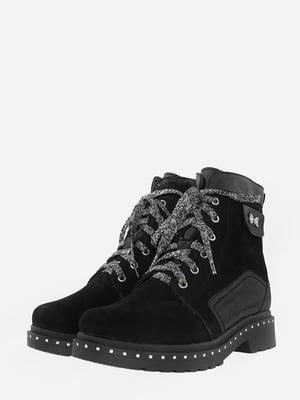 Ботинки черные | 5743613