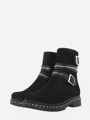 Ботинки черные | 5743632