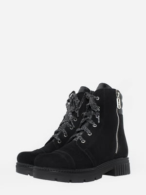 Ботинки черные | 5743635