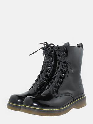 Ботинки черные | 5729058