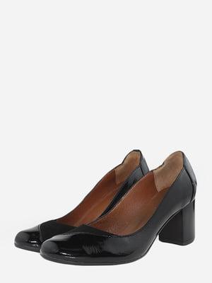 Туфли черные   5735581