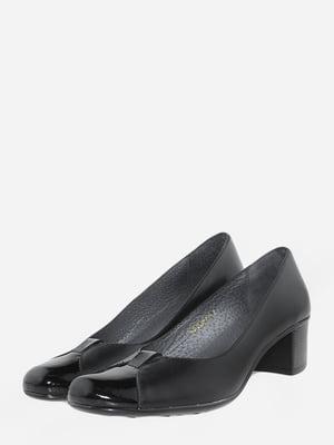 Туфли черные   5735588